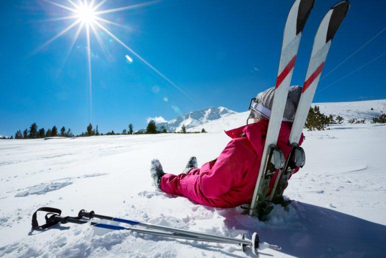 Skien in Livigno