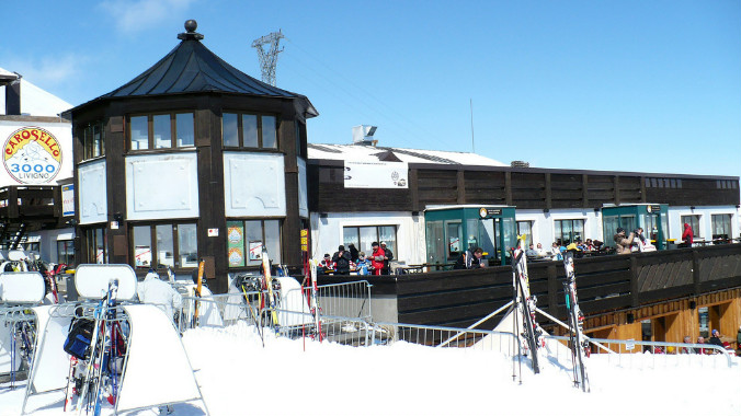 vakantiehuis wintersport italie livigno