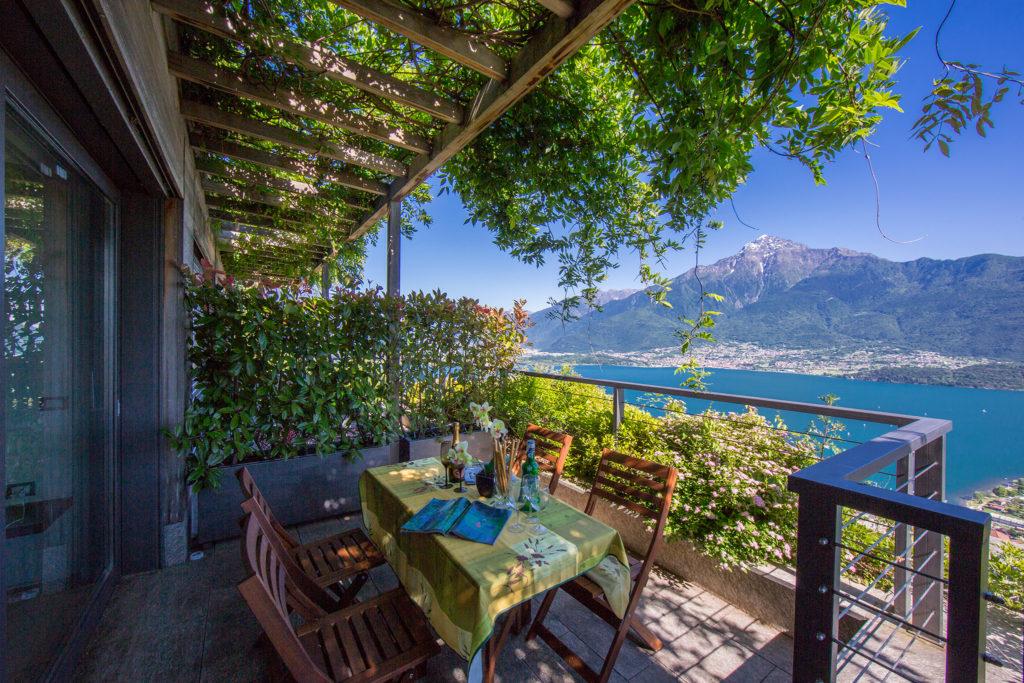 Vakantiewoning Comomeer Italian Residence