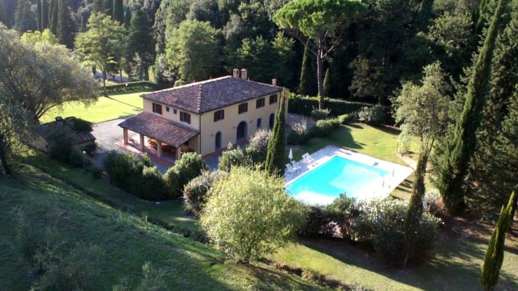 villa trouwen italie italian residence