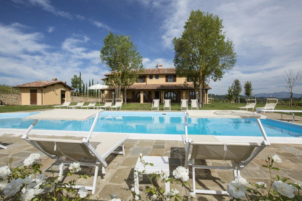 Trouw villa met zwembad Italie. Italian Residence