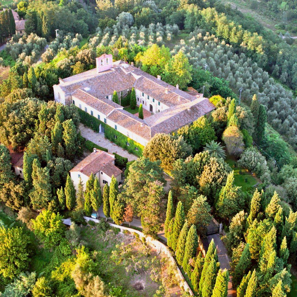 Trouwen Italie Landgoed