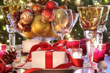 Italiaans kerstdiner Italian Residence