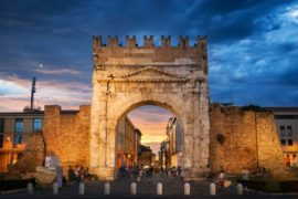 Rimini Italie Italian Residence
