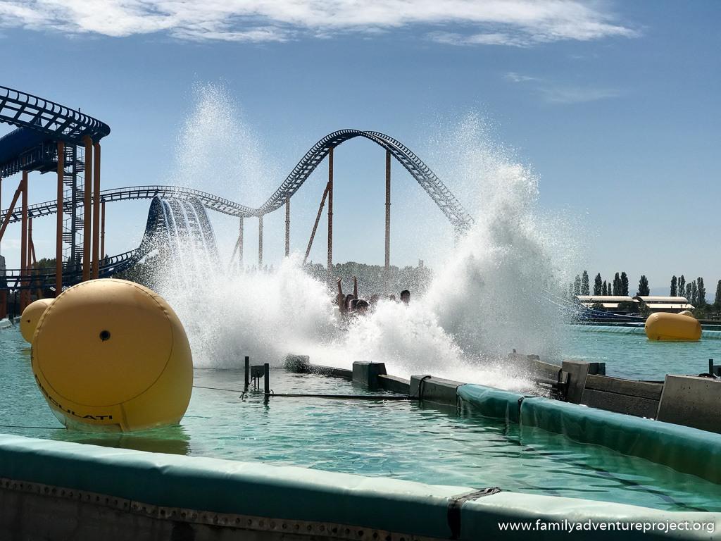 Pretparken waterparken emilia romagna Italie Italian residence