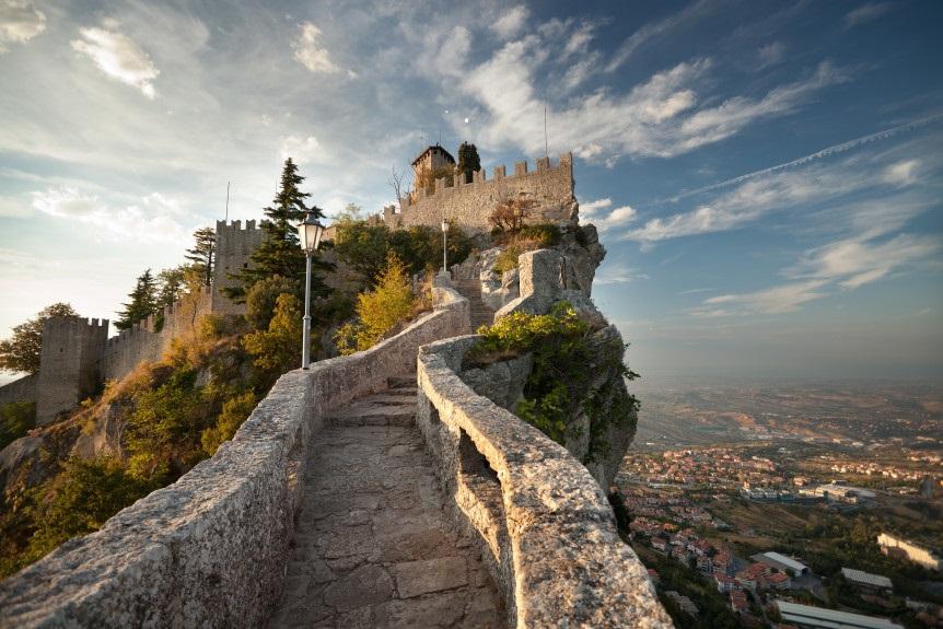 San Marino Italie Italian Residence