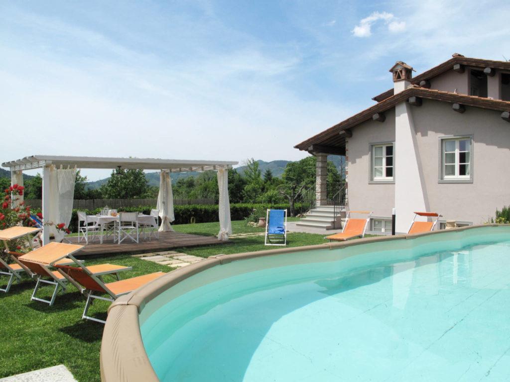 Vakantie Italia villa hond toscaanse kust italian residenc