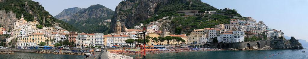 De vele smaken van Italian Residence. Panorama Amalfikust