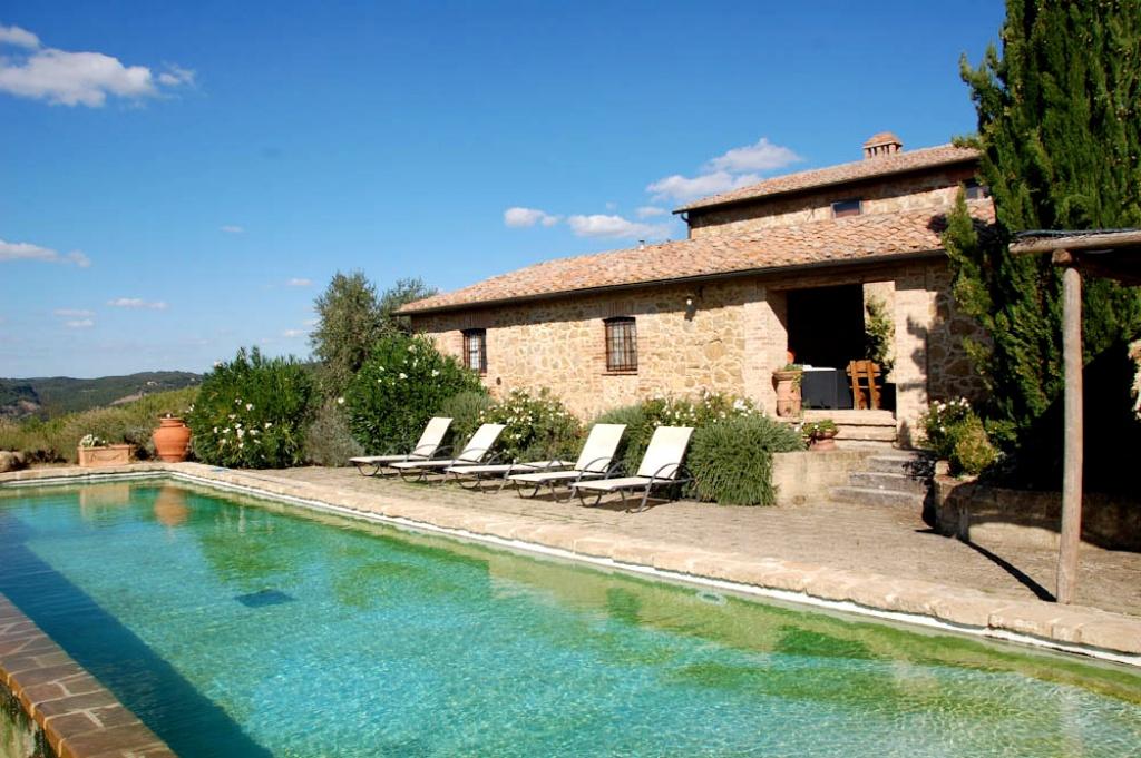 Wie is de mol Italie Toscane Italian Residence vakantie villa Verdi-Peri