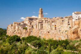 pitigliano-zuiden-toscane Wie is de Mol Italian Residence