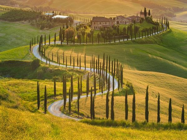 Wie is de mol Italie Toscane